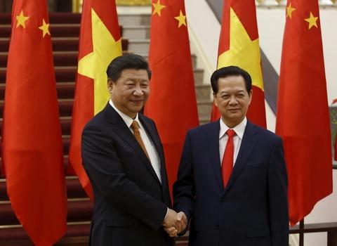 Trung Quoc tang vay uu dai cho Viet Nam hinh anh