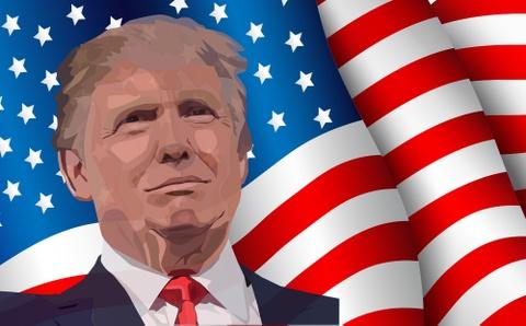 Con duong tro thanh ung vien tong thong cua Donald Trump hinh anh