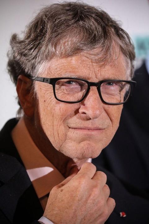 Su that Bill Gates,  Microsoft,  Lum xum anh 1