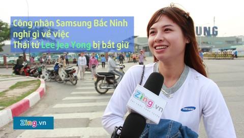 Cong nhan nha may Samsung Bac Ninh co bi giam luong? hinh anh