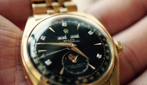 Sap dau gia dong ho Rolex cua vua Bao Dai, du kien 1,5 trieu USD hinh anh