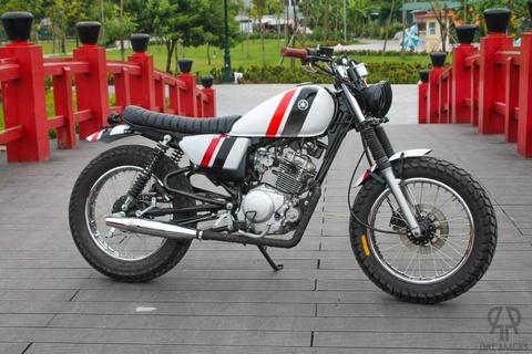 Yamaha YB125SP do nhe nhang cua tho Viet hinh anh
