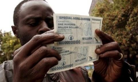 Dola Zimbabwe, dong tien co nhieu so 0 nhat the gioi hinh anh