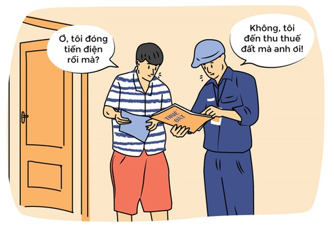 Hi hoa: Xin tra lai Nha nuoc 2 m2 dat de nha co gia 699 trieu hinh anh 1