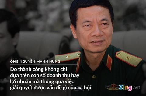 10 phat ngon truyen cam hung cua ong Nguyen Manh Hung hinh anh 10