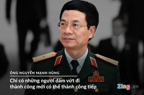 10 phat ngon truyen cam hung cua ong Nguyen Manh Hung hinh anh 2