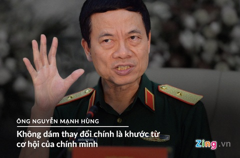 10 phat ngon truyen cam hung cua ong Nguyen Manh Hung hinh anh 5
