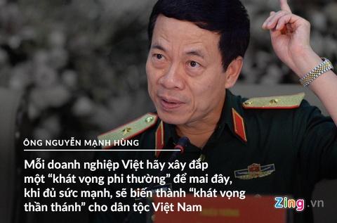 10 phat ngon truyen cam hung cua ong Nguyen Manh Hung hinh anh 7