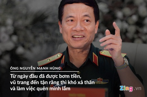 10 phat ngon truyen cam hung cua ong Nguyen Manh Hung hinh anh 8