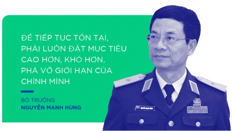 Bo truong Nguyen Manh Hung, tu lenh cua nhung dot pha hinh anh 4