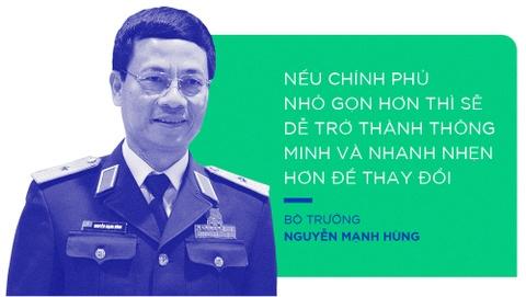 Bo truong Nguyen Manh Hung, tu lenh cua nhung dot pha hinh anh 7
