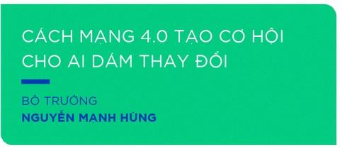 Bo truong Nguyen Manh Hung, tu lenh cua nhung dot pha hinh anh 11
