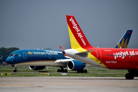 Hang bay Viet nao dang dung Boeing 737 MAX giong Lion Air? hinh anh