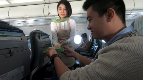 Trai nghiem chuyen bay cua Bamboo Airways hinh anh