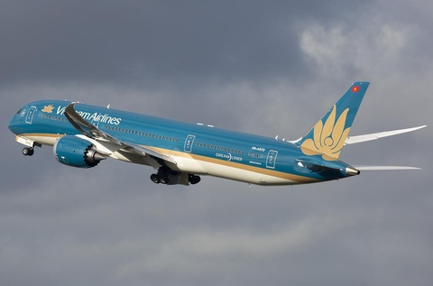 'Phi cong lai 787 cua Vietnam Airlines da lung tung' hinh anh