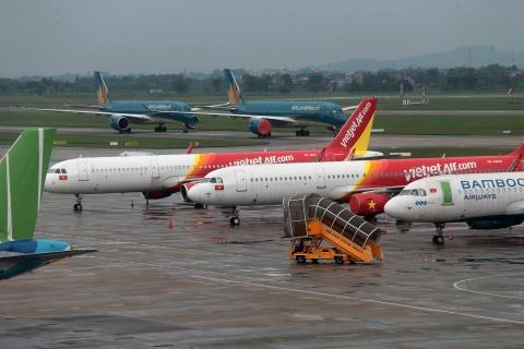 Cac hang bay khac dang ra sao khi Vietnam Airlines nhan goi 12.000 ty hinh anh