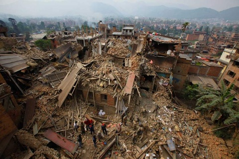 ADB vien tro hon 200 trieu USD cho Nepal hinh anh
