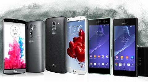 Binh chon top 10 smartphone tot nhat thang 8 hinh anh