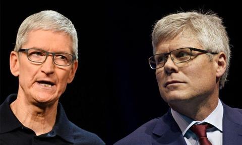 Apple bất ngờ làm hòa Qualcomm, khóa sổ vụ kiện tỷ USD