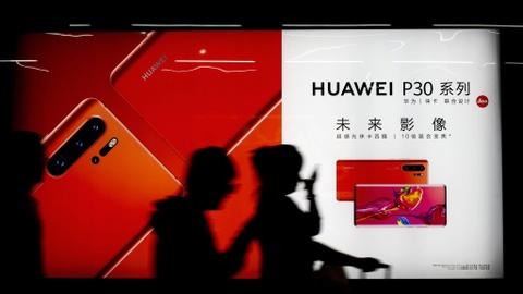 Hang nao dac loi sau vu Google chia tay Huawei? hinh anh