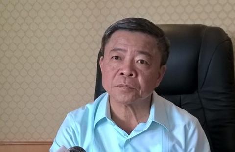 Ong Vo Kim Cu chinh thuc thong tin viec cap phep cho Formosa hinh anh