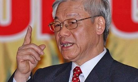 Tong bi thu: Khong phat hien hay khong du dung khi bao cao? hinh anh