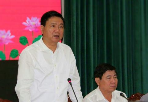 Bi thu Dinh La Thang: Hop tac khong phai la moi ruou xong roi ve hinh anh