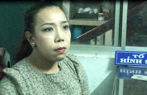 TBT bao Phu nu TP.HCM: Chung toi khong lien quan nu phong vien bi bat hinh anh