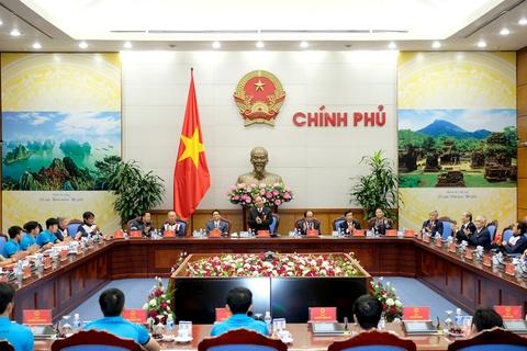 Thu tuong: Toi da cho doi U23 Viet Nam hon 5 gio dong ho hinh anh 5