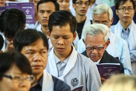 An tang co Tong giam muc Bui Van Doc trong nha nguyen co o Sai Gon hinh anh 5