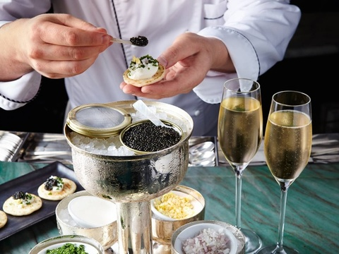 Vi sao trung ca tam muoi caviar thuoc loai dat nhat the gioi? hinh anh