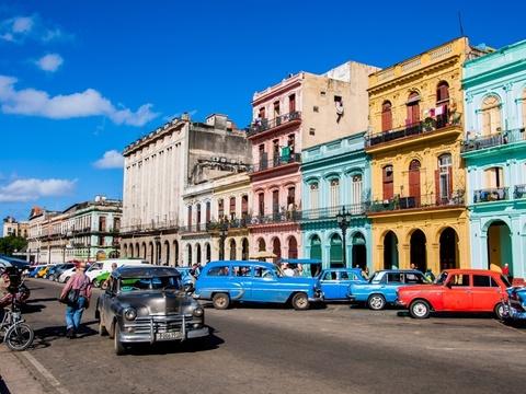 Den Cuba, kham pha khu Havana co song dong hon 400 nam tuoi hinh anh