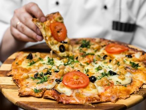 Noi nao o Italy la que huong cua mon pizza hien dai? hinh anh
