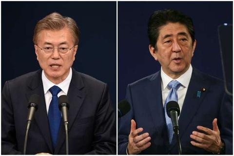 'Bóng ma' chiến tranh đeo đuổi, lãnh đạo Hàn - Nhật lạnh nhạt tại APEC