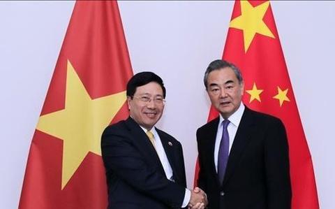 Trung Quoc uu tien mo cua thi truong cho hang hoa tu Viet Nam hinh anh