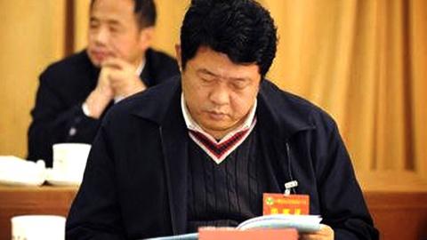 Cuu lanh dao an ninh Trung Quoc nhan an chung than vi tham nhung hinh anh