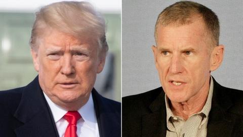 TT Trump 'chien tranh' voi mot loat cac tuong quan doi hinh anh