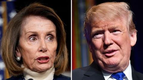 'Ba ay da gio dao' - don hiem cua Pelosi de ha nhuc TT Trump hinh anh