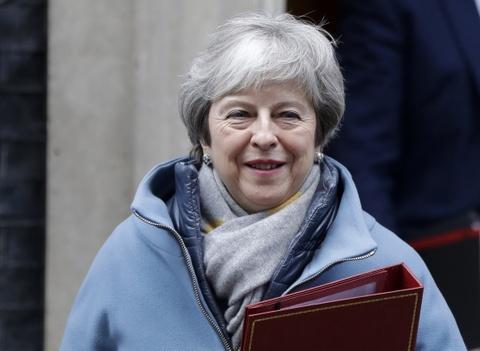 Thủ tướng Anh đưa ra kế hoạch B cho Brexit, giống hệt phương án A