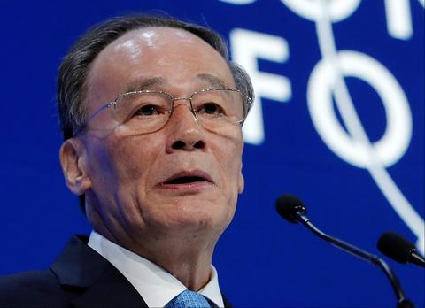 Phó chủ tịch Trung Quốc: Thế giới đừng hoảng loạn về chúng tôi