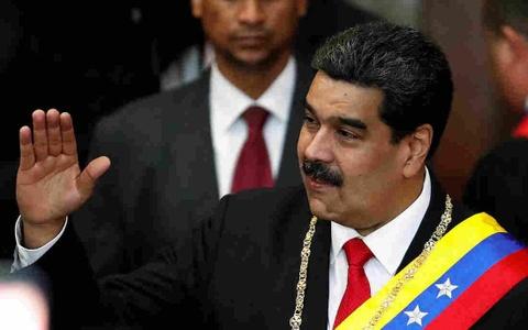 My, Venezuela trieu hoi nhan vien ngoai giao ve nuoc giua cang thang hinh anh