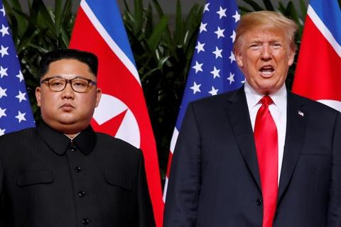 Tu Singapore den HN: Duong gap ghenh sau cuoc gap Trump - Kim lan dau hinh anh 1
