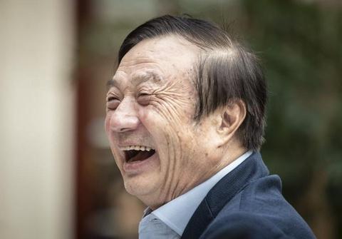 Nhà sáng lập Huawei: 'Mỹ không thể đè bẹp chúng tôi'