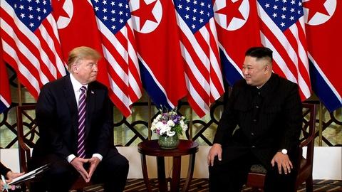 Chieu nay, ong Trump va ong Kim se ky tuyen bo chung o Ha Noi hinh anh 2
