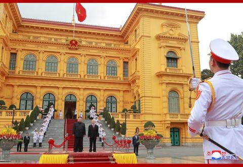 Chuyen tham Viet Nam cua ong Kim Jong Un qua goc may KCNA hinh anh 3