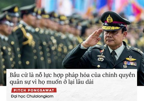 Chiec bong qua lon cua cuu thu tuong Thaksin voi chinh truong Thai hinh anh 7