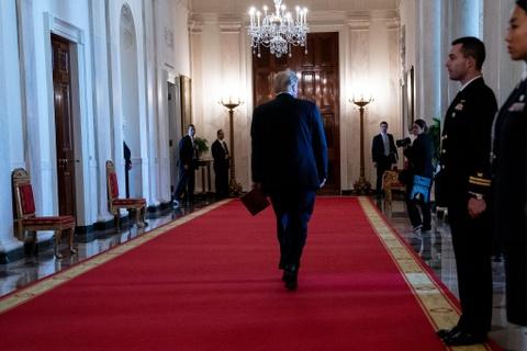 Bao cao Mueller - cuoc khung hoang moi cua Nha Trang thoi TT Trump hinh anh 6