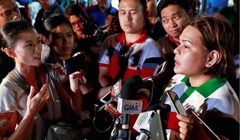 Co con gai cung ran cua TT Duterte se la ung vien tong thong cho 2022? hinh anh 3