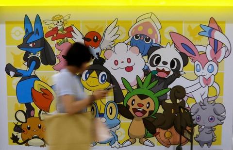 Play Station, Pokemon va nhung cot moc cua nuoc Nhat thoi Binh Thanh hinh anh 4