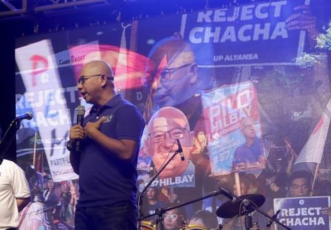 Bau cu Philippines - bai kiem tra giua ky cua ong Duterte hinh anh 6